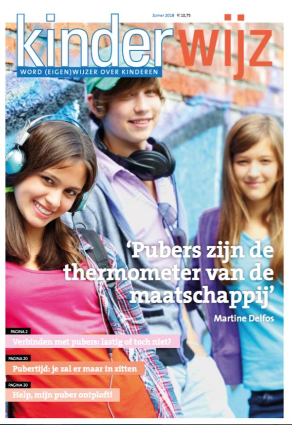Tijdschrift over pubers